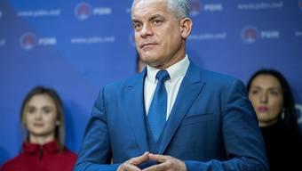 Die regierende Partei der Demokraten des Oligarchen Vladimir Plahotniuc erlitt bei den Wahlen in der Republik Moldau am Sonntag beachtliche Verluste.