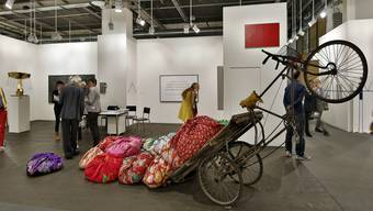 Die Kunstwerke der Art Basel