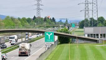 Bestenfals 2022 sollen die Arbeiten zum Ausbau der A1 auf sechs Spuren starten.
