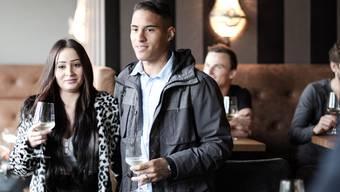 Carlinhos heiratet seine Camila, Zivilstandsamt Aarau, 23.10.2015