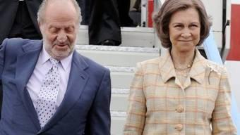 Königin Sofia hat einen moralischen Sieg über ein Seitensprung-Portal errungen (Archiv)