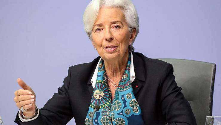 Die Europäische Zentralbank (EZB) wird auch unter ihrer neuen Präsidentin Christine Lagarde noch für längere Zeit an ihrer Tiefzinspolitik festhalten.
