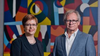 Ruth Müri, Präsidentin der Badener Berufsfachschule (BBB) und Hanspeter Geissmann, Präsident der Badener KV-Schule wollen nicht, dass die Beiträge, welche die Wohnortsgemeinden der Lernenden an die Schulen entrichten, vom Kanton festgelegt und vereinheitlicht werden.