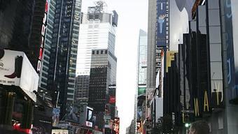 Verkehrsberuhigung im Zentrum von NYC