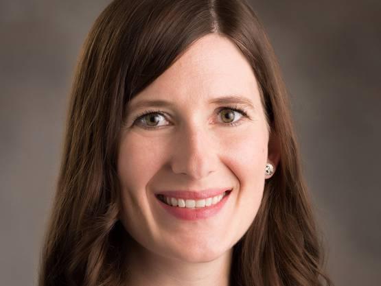 Ann-Kristin Friedrich, Brustkrebsspezialistin und Forscherin.