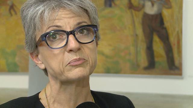«Ich bekomme Mails von gefrusteten FDP-Wählern»: So reagieren BDP-Kandidatin Maya Bally und CVP-Präsidentin Marianne Binder auf den Sinneswandel bei der FDP.