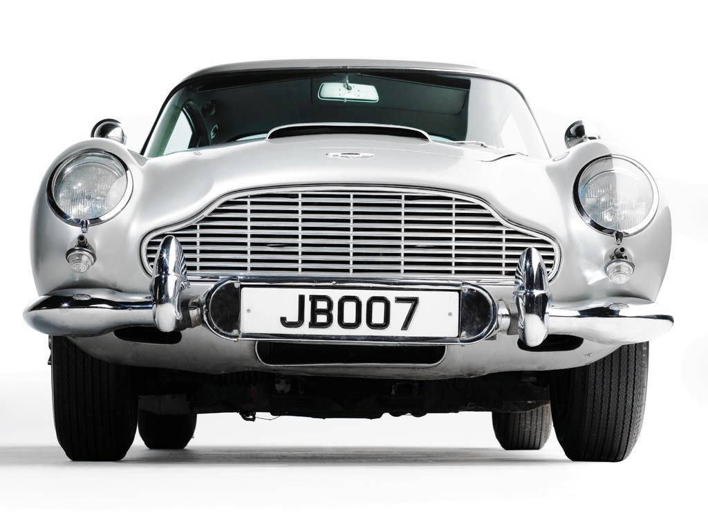 Aston Martin DB5 (© Keystone)