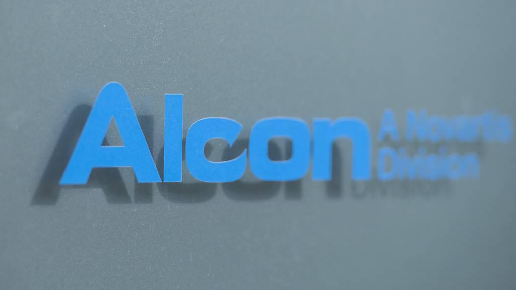 Alcon gehörte früher zu Novartis (Archivbild).