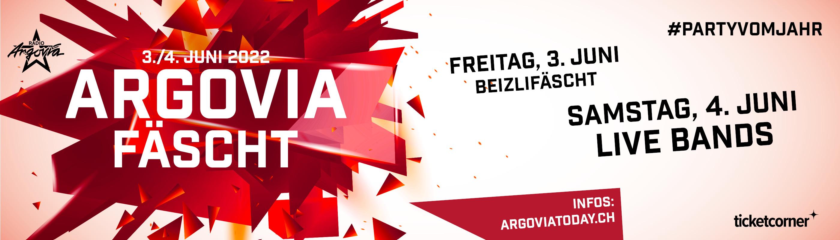 Argovia Fäscht 2021