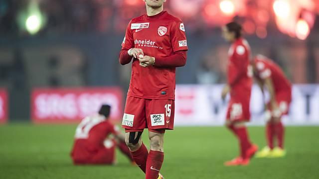 Marco Schneuwly wechselt zu Luzern