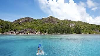 Viele Inselgruppen sind von einem ansteigenden Meeresspiegel betroffen. (Symbolbild)