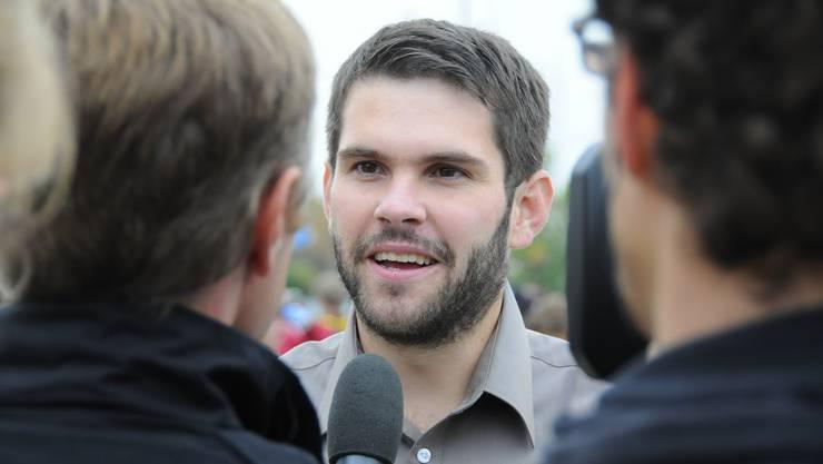 Dominic Lüthard: Der Pnos-Chef muss eine Busse zahlen