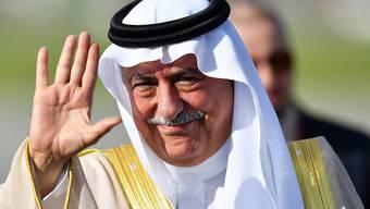 Nach der Verhaftungswelle in Sachen Korruption in Saudi-Arabien ist der frühere Finanzminister Ibrahim al-Assaf offensichtlich wieder auf freiem Fuss.(Archivbild)