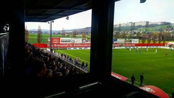 Der FC Wohlen verabschiedet sich mit einem Sieg aus der Promotion League.