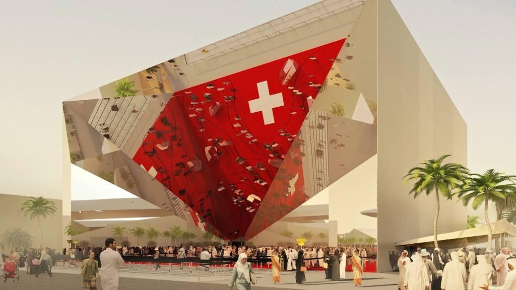 Tabakkonzern als Sponsor: Imageproblem für die Schweiz an der Weltausstellung?