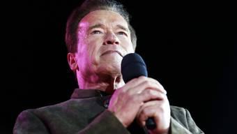 Der Schutz der Meere liegt ihm am Herzen: Arnold Schwarzenegger hat deshalb ein Engagement als Sprecher in einem Unterwasserfilm angenommen. (Archivbild)