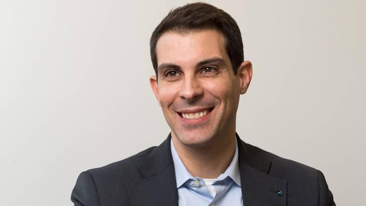 Thierry Burkart ist Rechtsanwalt in Baden und neuer Grossratspräsident. (Archiv)