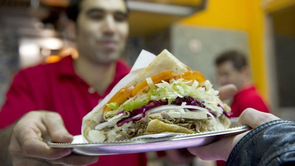 Im Thurgau lässt sich Döner Kebab an den meisten Orten bedenkenlos essen.