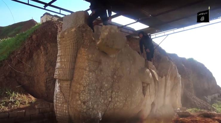 Das assyrische Ninive war vor rund 2600 Jahren ein Zentrum der antiken Welt.