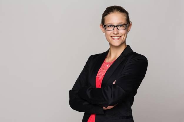 Sheena Heinz, Gemeindeschreiberin Zeiningen