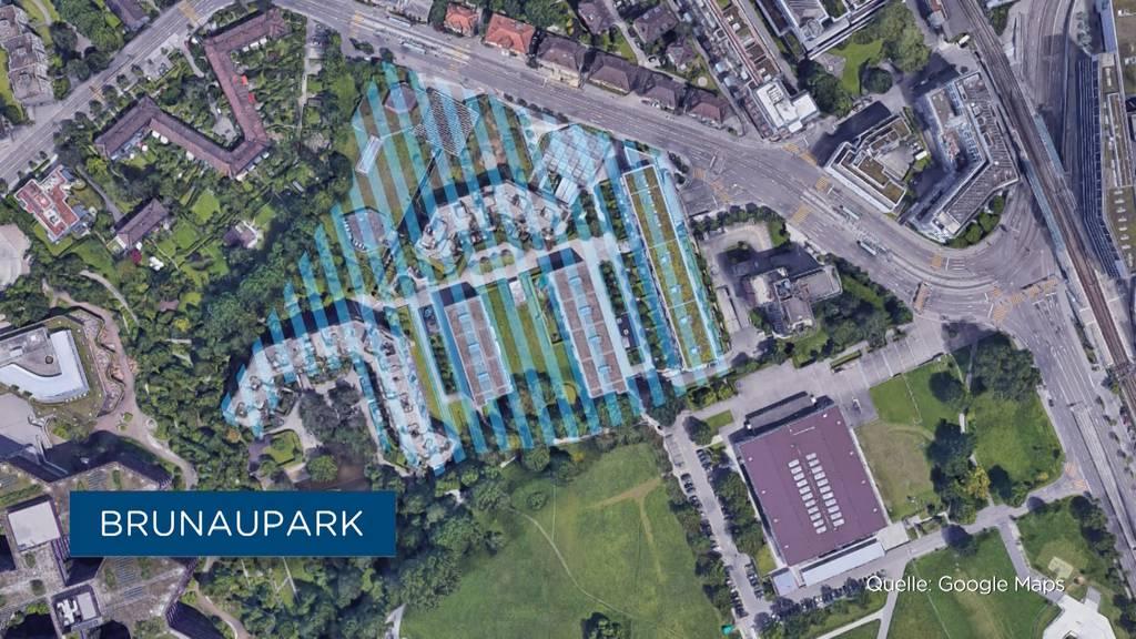 Brunaupark-Mieter kämpfen gegen vorzeitigen Abriss