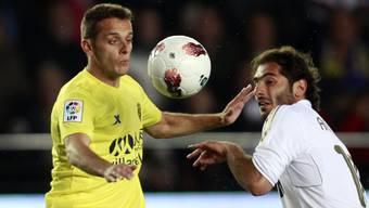 Real Madrid bei Villarreal mit Mühe.