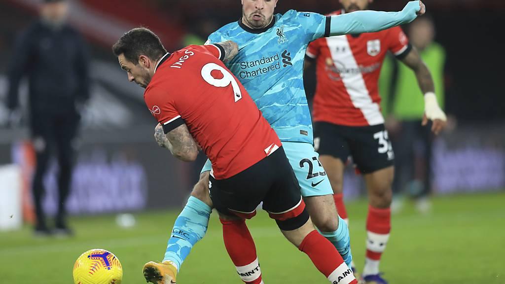 Xherdan Shaqiri kommt bei Liverpools 2. Saisonniederlage zu seinem 4. Teileinsatz in dieser Premier-League-Saison
