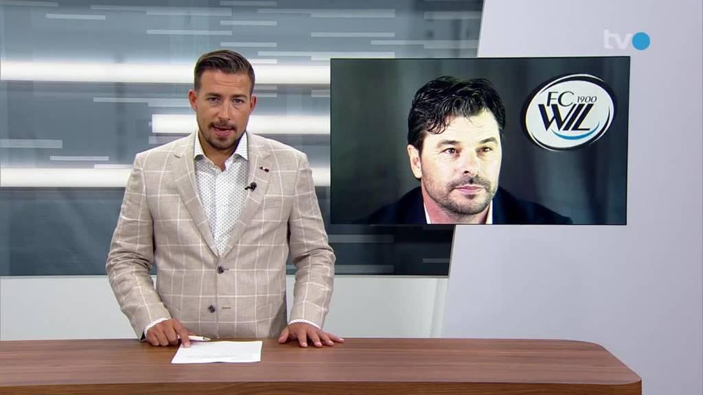Abgang: FC Wil-Trainer Ciriaco Sforza geht zu Basel