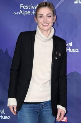 Julie Gayet ist eine in Frankreich bekannte Schauspielerin.