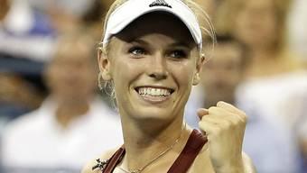 Wozniacki wieder in topform