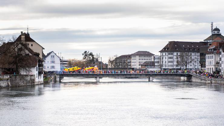 Fasnachtsumzug Solothurn 2019