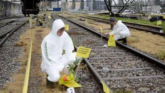 Bisher war Monsanto – abgesehen von Spritzmitteln wie Glyphosat – in der Region mit wild wachsendem Gentech-Raps der Sorte GT73 in den Häfen vertreten. Mit der beabsichtigten Syngenta-Übernahme würde sich dies ändern.