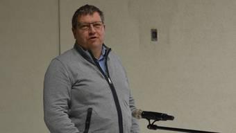 Robert Schmid, Gemeindeammann in Bözen: «Es geht jetzt darum, Nägel mit Köpfen zu machen.»