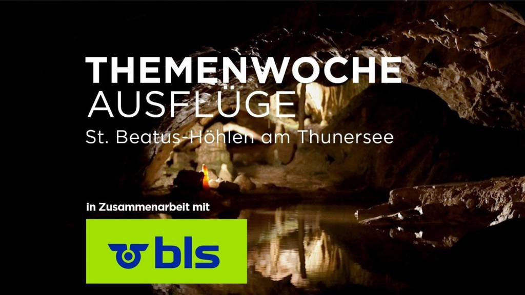 «St. Beatus-Höhlen am Thunersee»