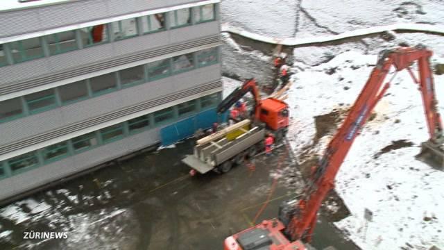Felssturz-Alarm in Luzern