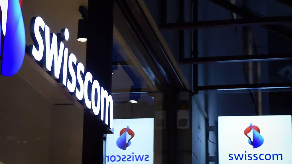 Swisscom darf Glasfasernetz vorerst nicht ausbauen