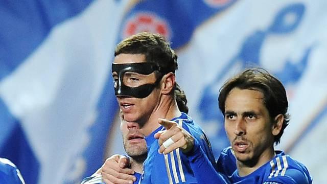Fernando Torres: Der Maskenmann als Held des Spiels