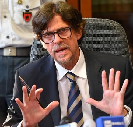 Luigi Patronaggio ermittelt gegen die Deutsche.