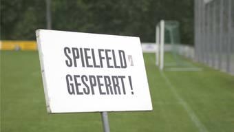 Sport ist derzeit Fehlanzeige. Bild: Otto Lüscher