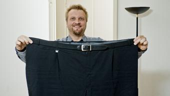 Cyrill Wyss hat nach einer Magenoperation innert 17 Monaten fast 90 Kilo abgespeckt