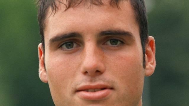 Ivan Benito in den ersten Jahren beim FC Aarau.