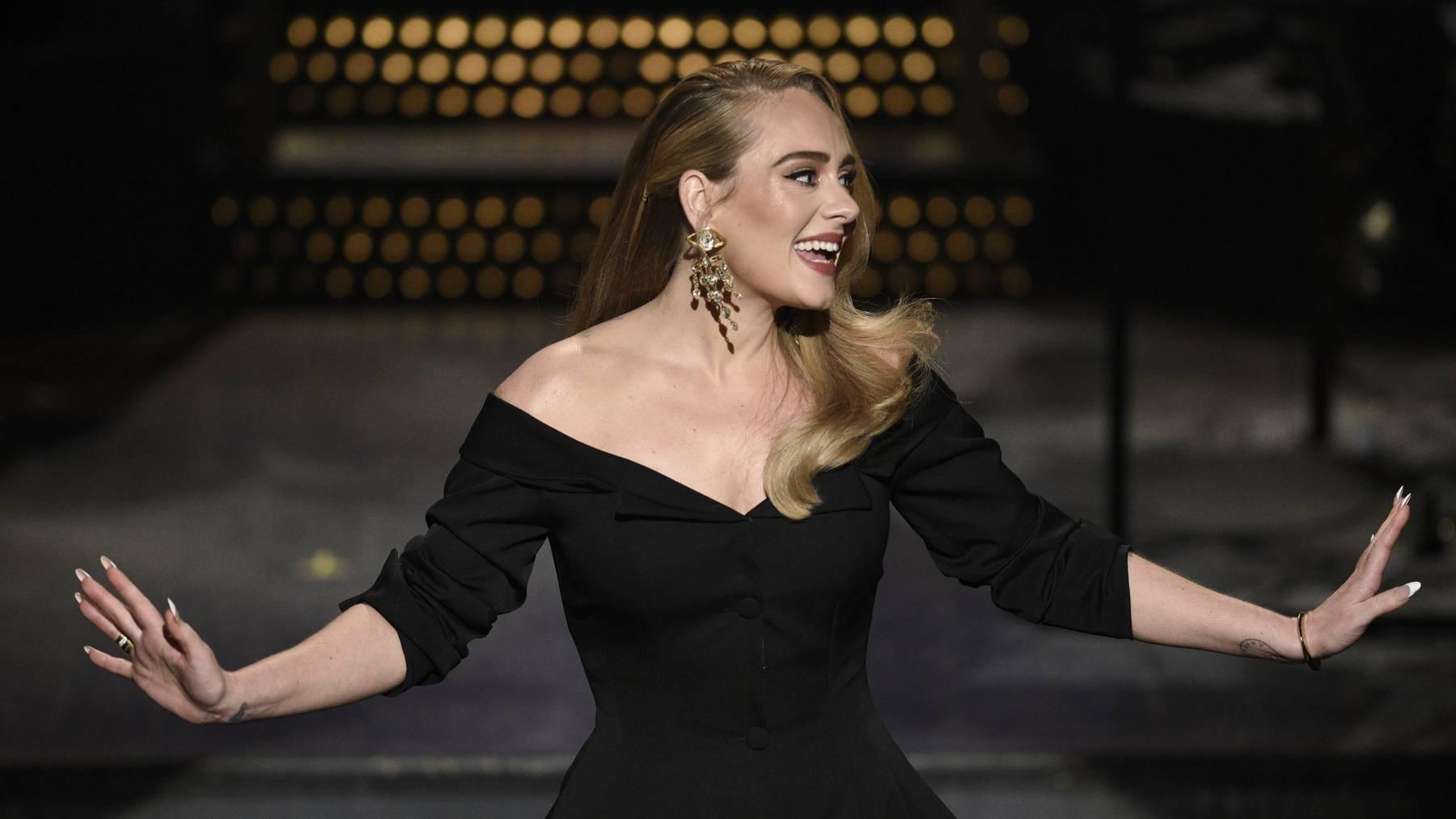 Adele ist zurück!