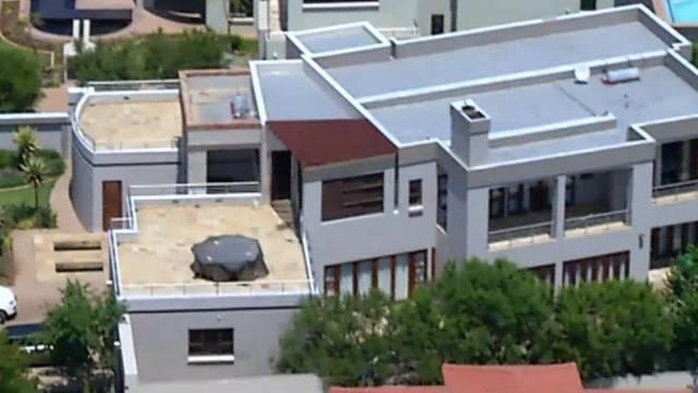 Das Haus, das Oscar Pistorius verkaufen will