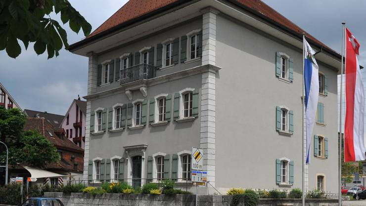 Disteli-Haus im privaten Besitz