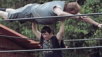 Magischer Realismus: Zak (Zachary Gottsagen in seiner ersten Kinorolle) hat einen starken Willen und entwickelt im Wrestling-Kampf ungeahnte Kräfte.