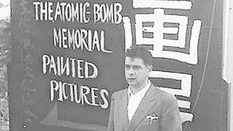 Im Frühjahr 1953 reiste er zweimal nach Hiroshima.
