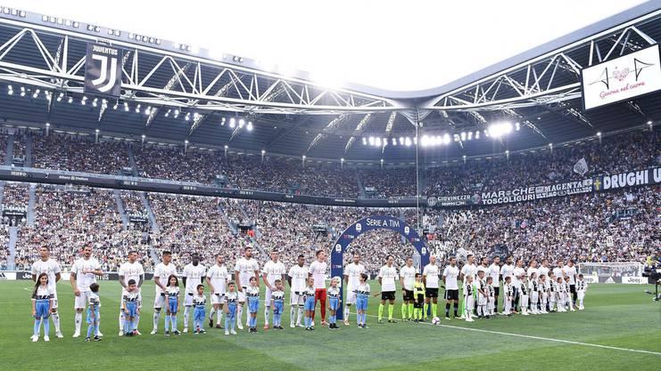 Das Allianz Stadium ist eine Festung: Erst acht Mal konnte eine Mannschaft hier gegen Juventus gewinnen.