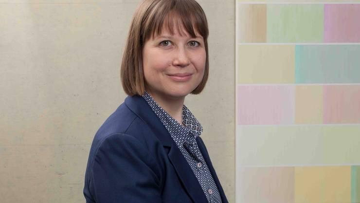 Janine Sommer ist Stiftungsratspräsidentin des Frauenhaus Aargau-Solothurn.