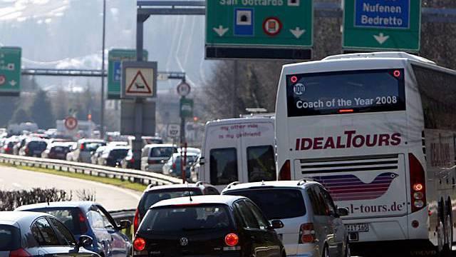 Finanzkrise mit Folgen für Verkehr