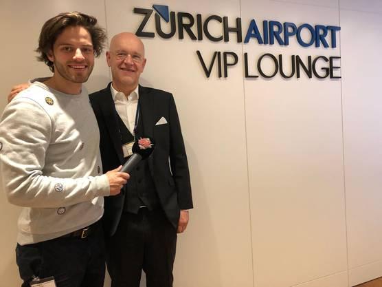 Von Trump bis The Rolling Stones: Um sie kümmert sich der VIP-Service.